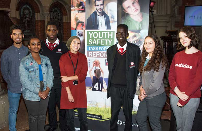 Camden Youth MP and Youth Council