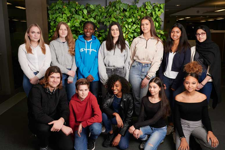 Camden Youth MP Election candidates 2020